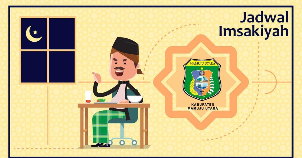 Jadwal Imsakiyah Puasa Ramadan 1441 H Kab Mamuju Utara Download Pdf Tirto Id