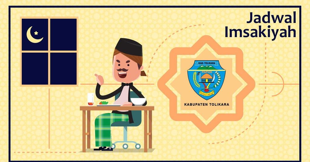 Waktu Buka Dan Imsak Kota Yogyakarta Dan Kab Tolikara Hari Ini Jumat 17 Mei 2019 Tirto Id
