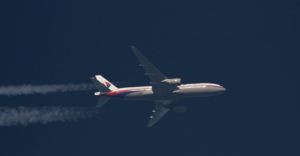 Rudal yang Jatuhkan MH17 Berasal dari Rusia