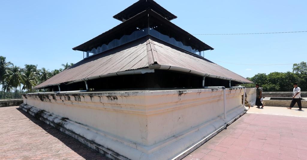 Kesultanan Aceh Darussalam Sejarah Masa Kejayaan Dan Peninggalan