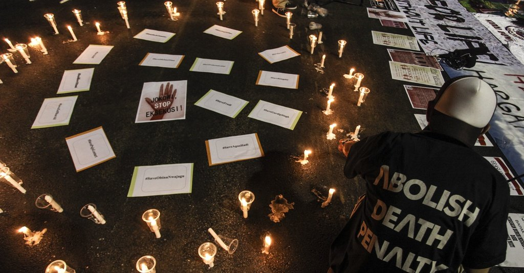 Refleksi Tentang Hukuman Mati Tirtoid