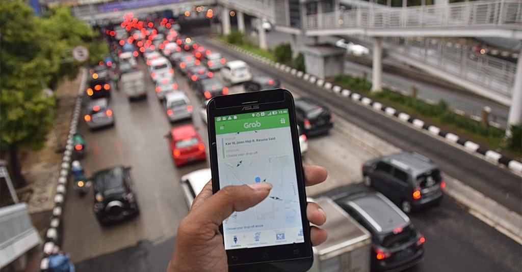 Kini Penumpang Bisa Pesan Taksi Online di Bandara Soetta ...