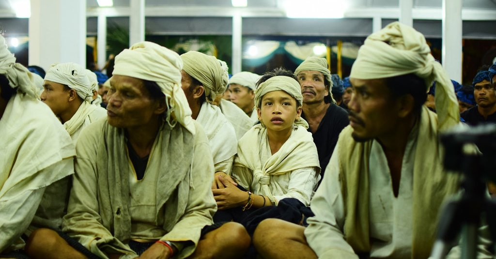 Mengenal Sunda Wiwitan dan Agama Sunda yang Lain - Tirto ID