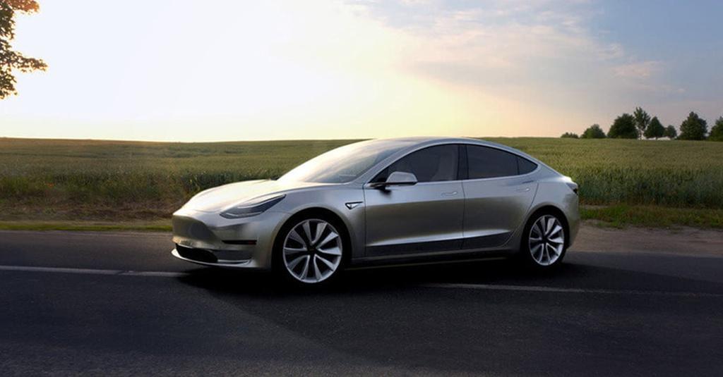 Tesla Menggoda Konsumen Dengan Mobil Murah Model 3 Tirto Id