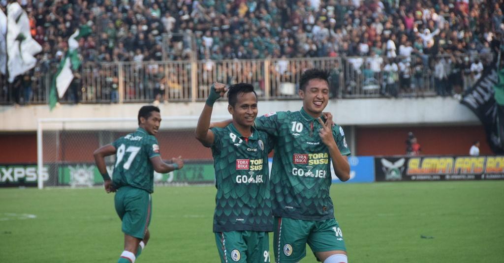 Skor Persija Vs Pss Sleman Facebook: Hasil PSS Sleman Vs PSPS Riau Skor 2-3