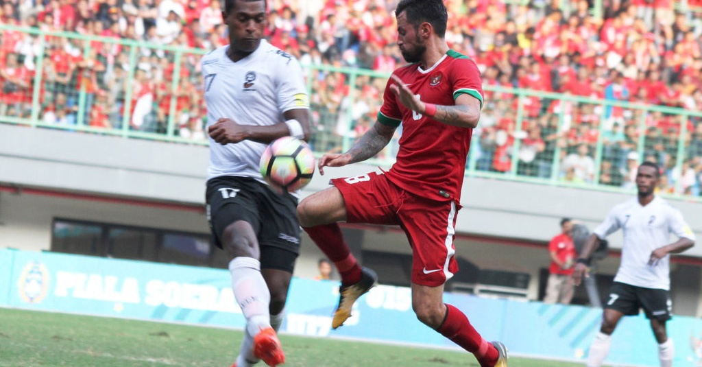 Rekor Pertemuan Indonesia vs Kamboja: Garuda Lebih Unggul  Tirto.ID