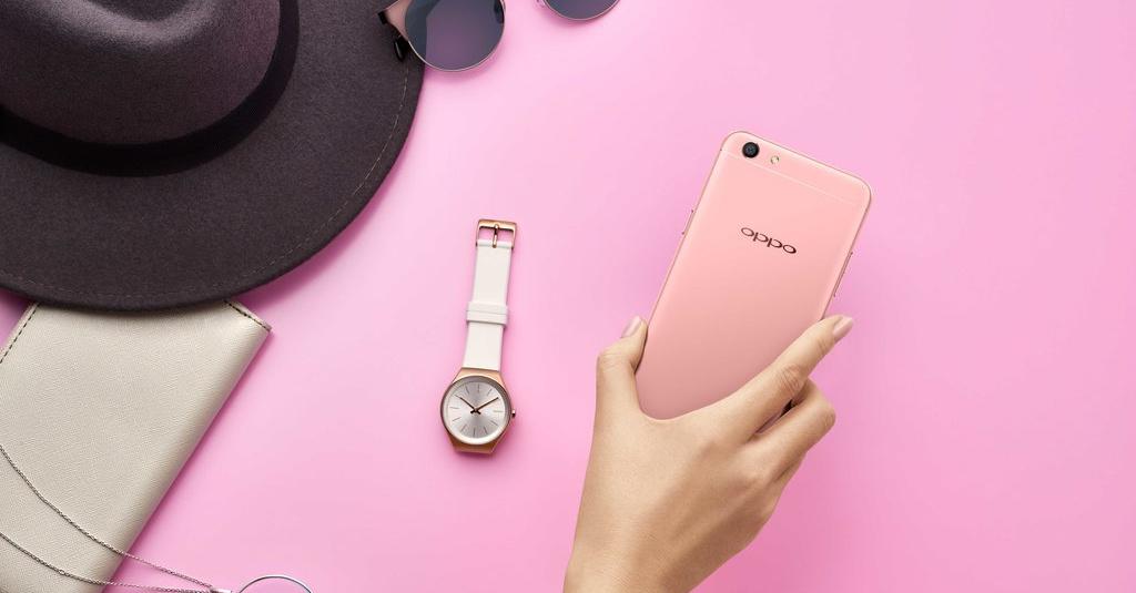 Oppo F3 Rose Gold Warna Elegan Untuk Mengabadikan Momen Tirto Id
