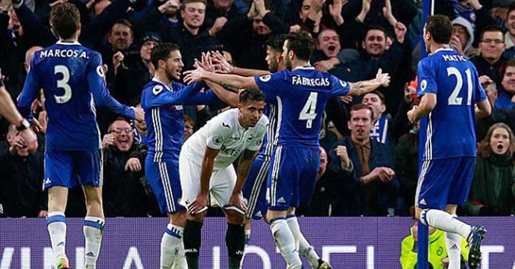Liga Inggris 11 November 2017
