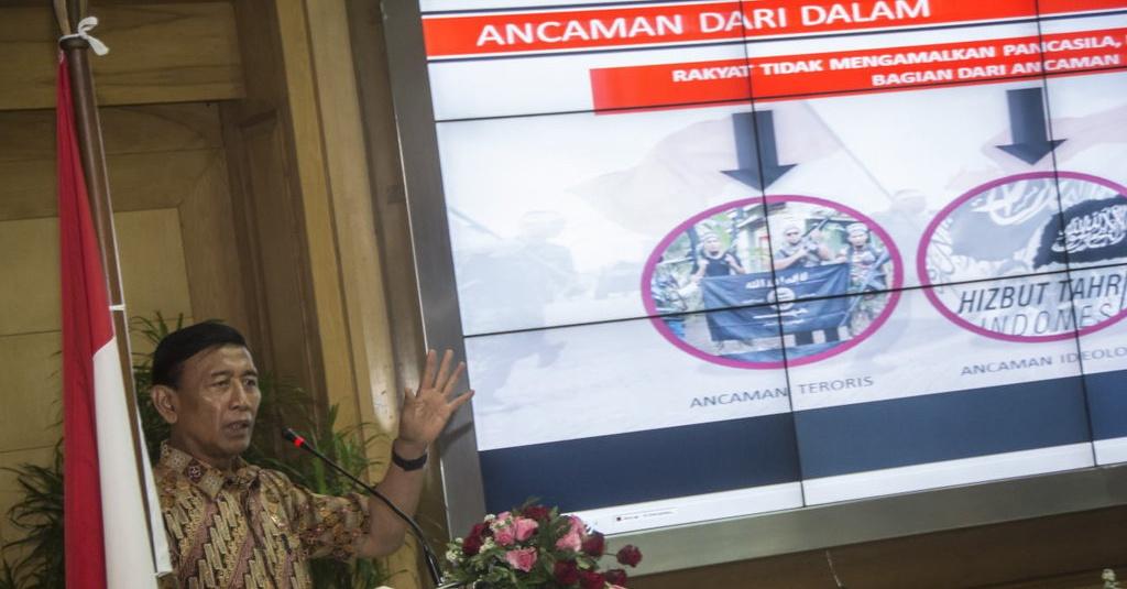 Wiranto: Pembuat dan Penyebar Hoaks di Tahun Politik akan ...