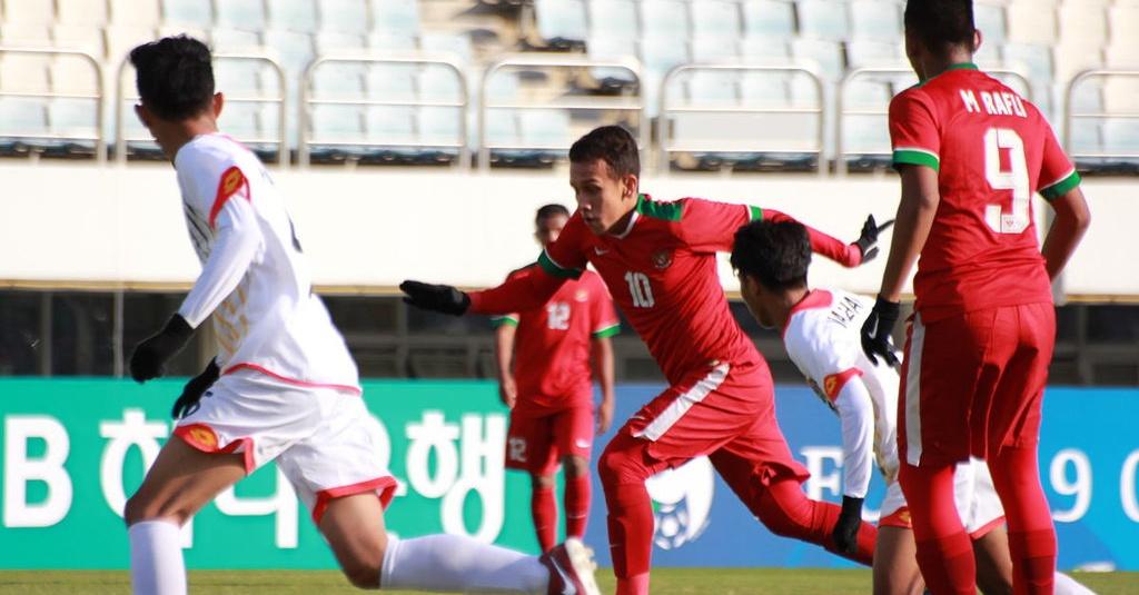 Live Streaming SCTV: Indonesia vs Timor Leste--Pra Piala
