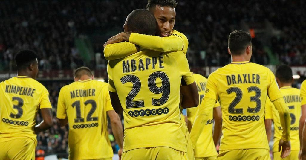 Hasil Lille vs PSG Skor 5-1: Main 10 Orang, Calon Juara Babak Belur
