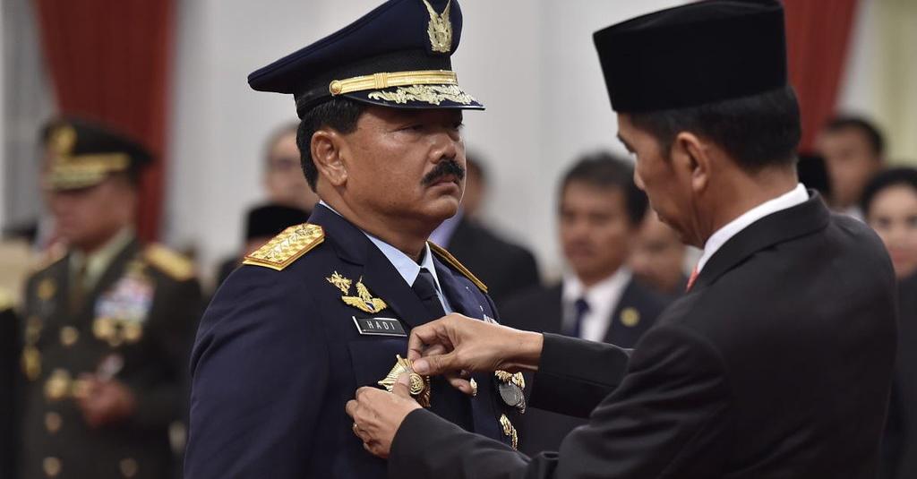 Kapan Jokowi Menepati Janji Mereformasi Peradilan Militer ...