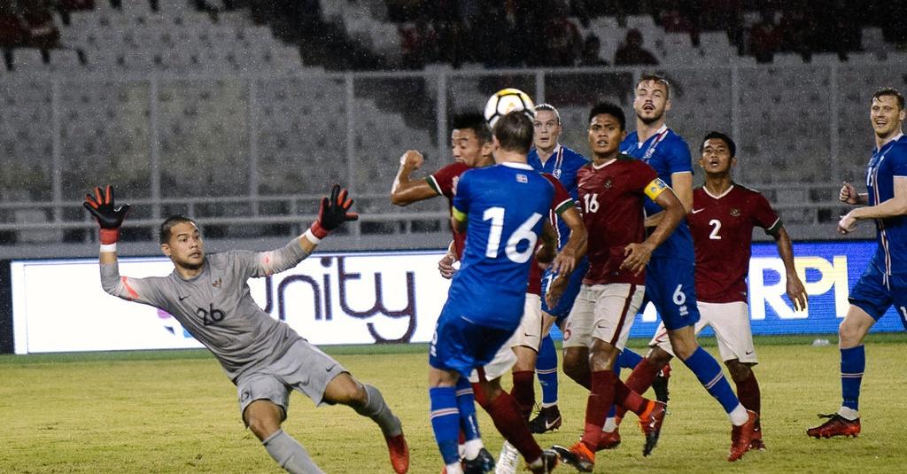 Hasil timnas indonesia vs islandia skor akhir 1 4 tirto stopboris Gallery