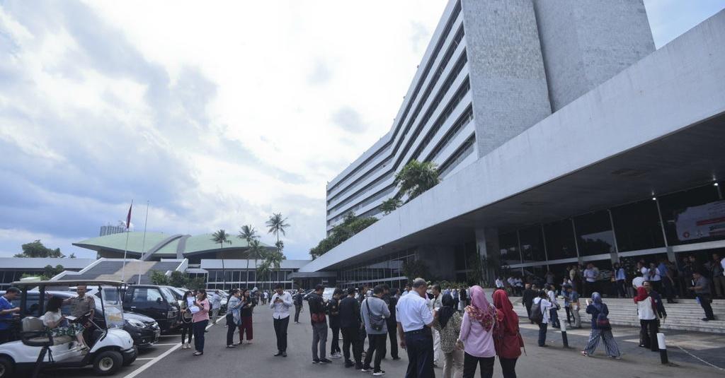 Jakarta Rentan Terdampak Gempa Karena Dikelilingi Patahan