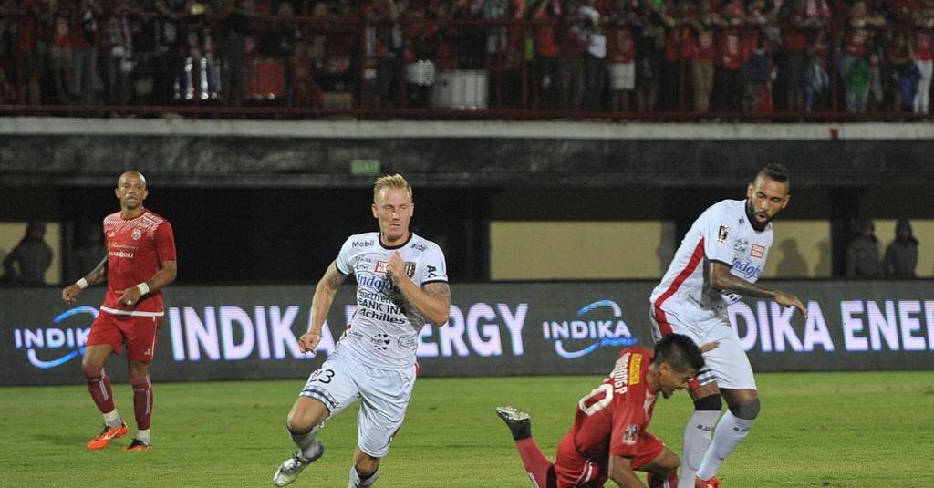 Live Streaming Persija vs Bali United di Indosiar Malam ...