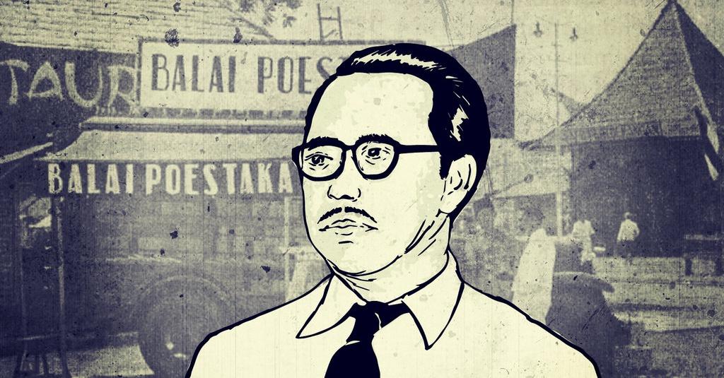 Amal Sastra Armijn Pane Dan Kegelisahannya Tirto Id