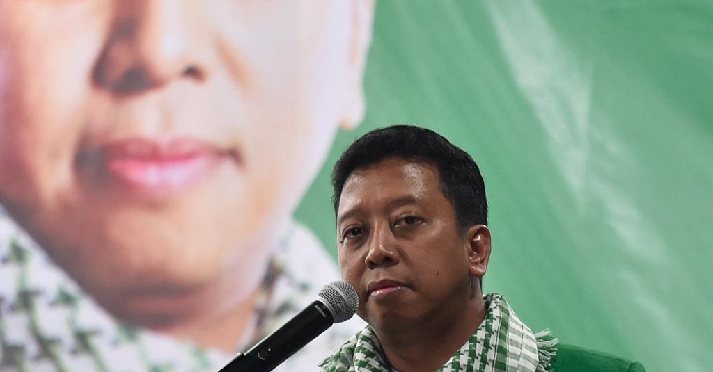 Romy Ppp Tersangka Picture: PPP Bantah Pertemuan Romy-Sandiaga Jadi Sinyal Dukungan Ke