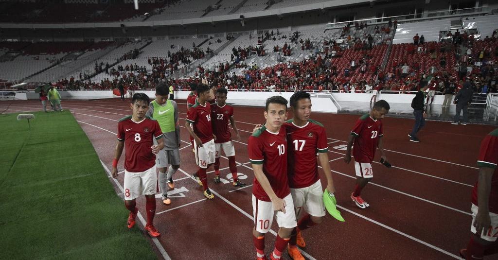 Skor Persija Vs Pss Sleman Facebook: Hasil PSS Sleman Vs Timnas U-19 Skor Akhir 2-0