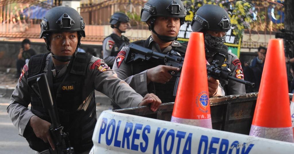 Polisi yang Disandera Napi Teroris Masih Menjalani ...