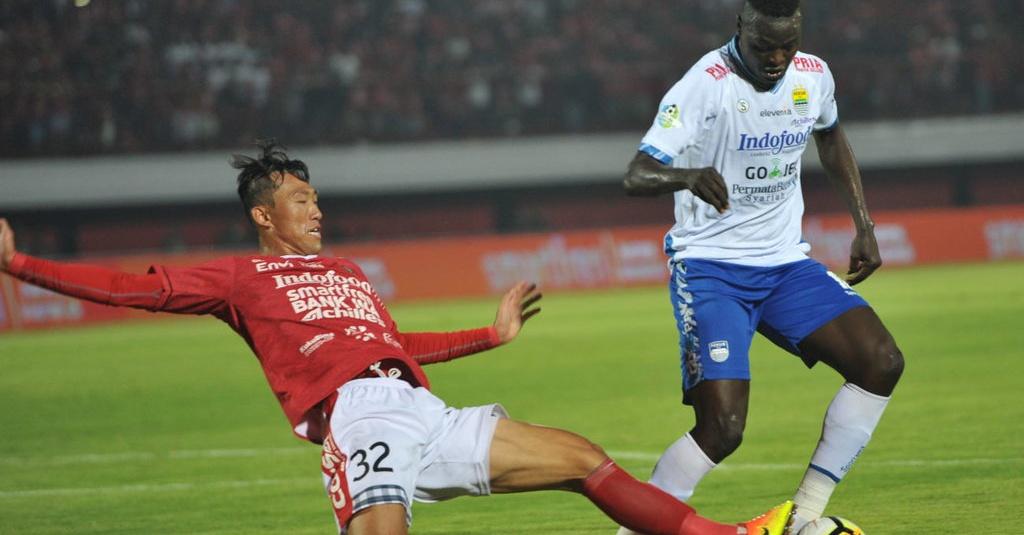 Hasil Liga 1: Bali United vs Persipura Skor Akhir 2-0 ...
