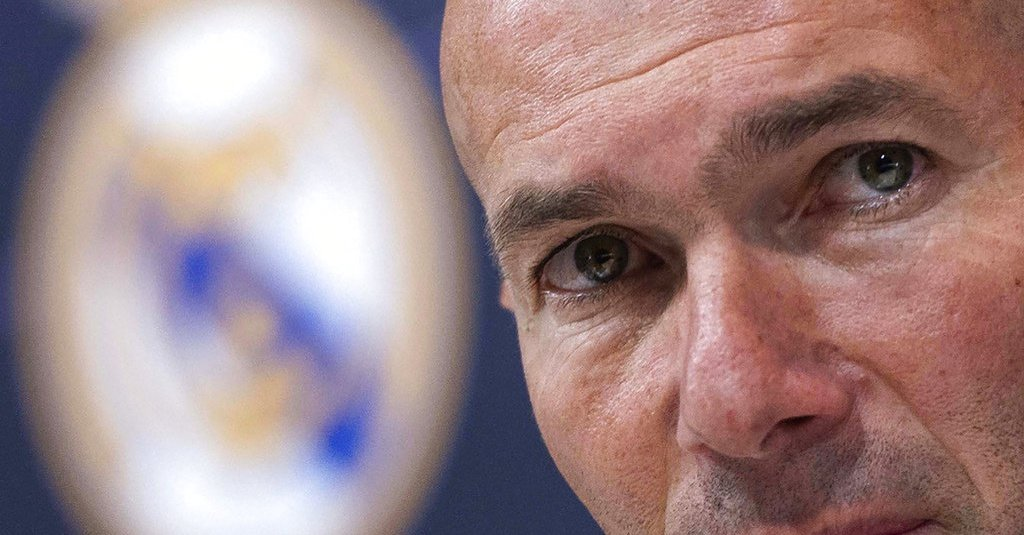 Janji Perez Bikin Zidane yang Sempat Mundur Kembali ke ...