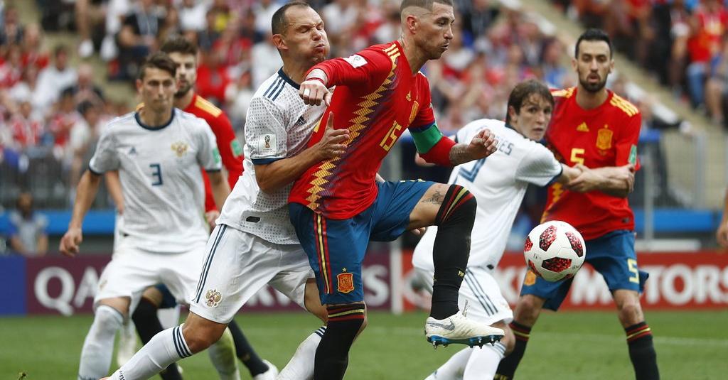 Live Streaming Spanyol vs Norwegia di Pra Piala Eropa 2020 ...