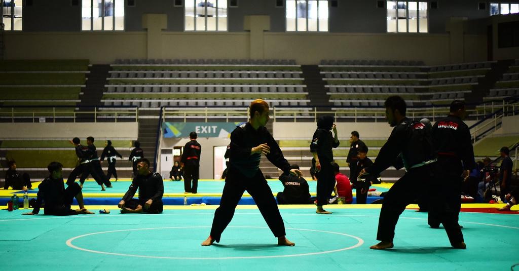 Hasil Pencak Silat Asian Games 2018: Hanifan Menang Lawan ...