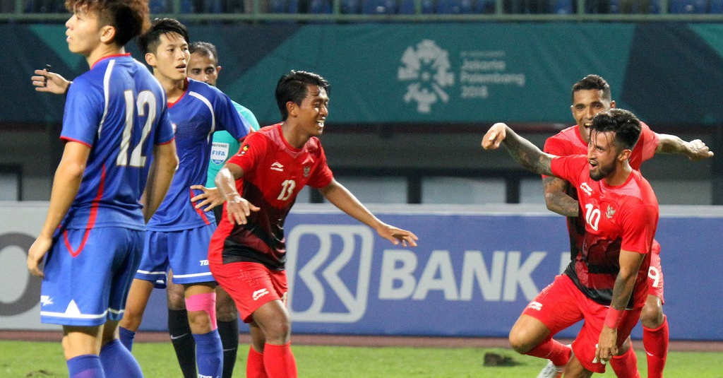 Live Streaming Timnas U23 Indonesia vs Palestina di Asian Games  Tirto.ID