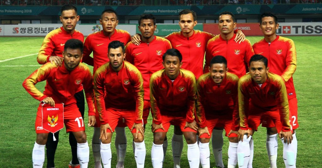 Susunan Pemain Timnas U-23 Indonesia vs UEA di Asian Games ...