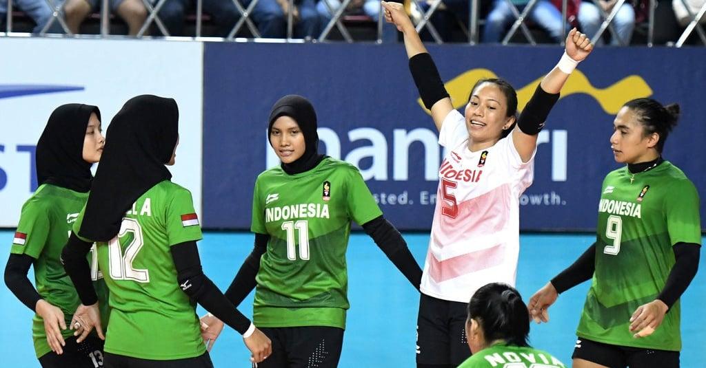 Hasil Voli Putri AG 2018: Timnas Indonesia vs Filipina ...