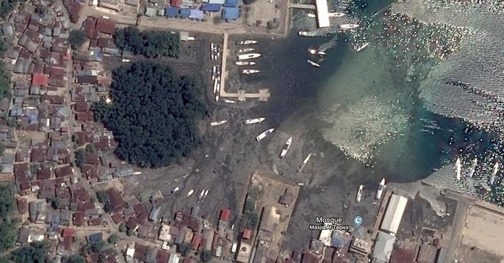 Penyebab Gempa Palu dan Donggala 28 September yang Memicu