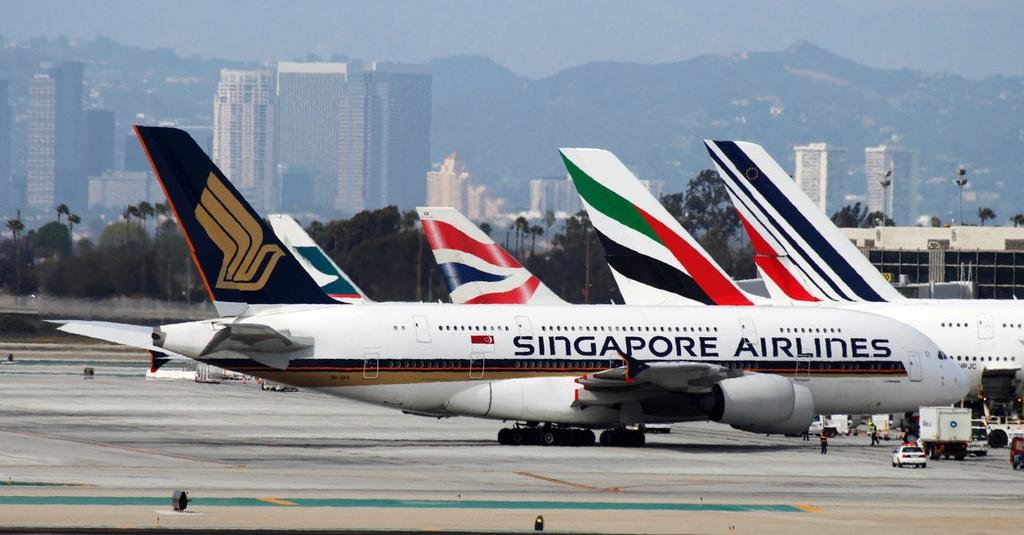Singapore Airlines Di Antara Ambisi Rekor Terbang Jauh Non Setop Tirto Id