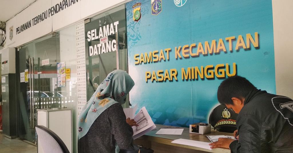 Pemutihan Denda Pajak Kendaraan Jabar dan Bali 2020 Sampai ...