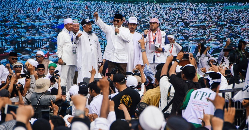 Yang Perlu Diketahui Prabowo: Reuni 212 Diliput 86 Koran & 55 Situs