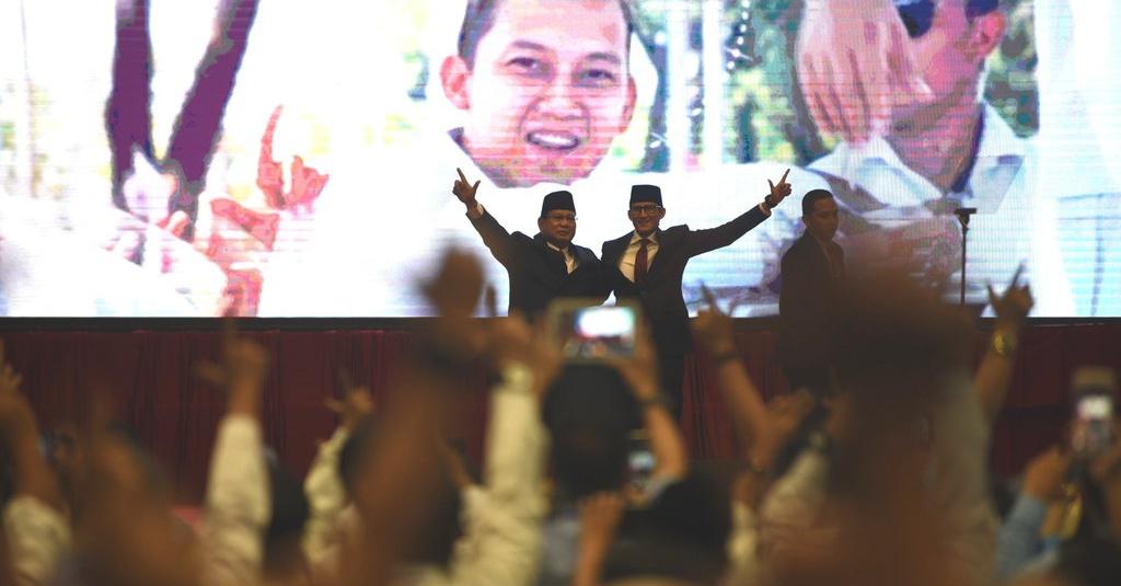 Improvisasi Prabowo dalam Pidato Kebangsaan: Mengurangi ...
