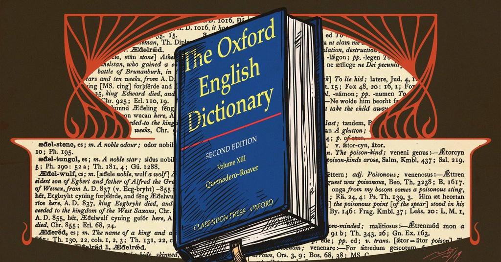 Oxford English Dictionary Ambisi Inggris Mengabadikan Bahasa Tirto Id