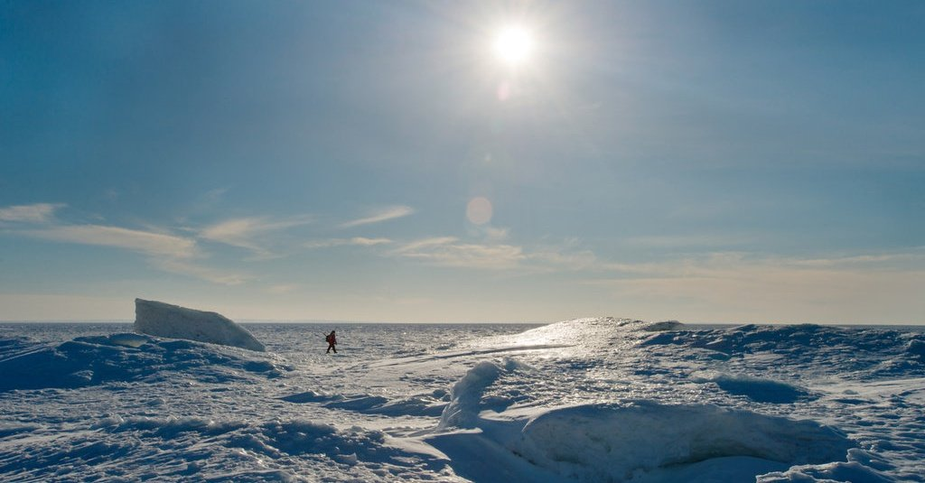 Mengapa Medan Magnet Di Kutub Utara Bergeser Begitu Cepat