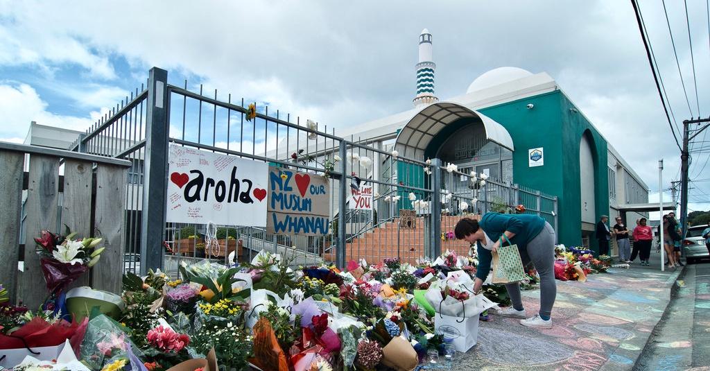 Pelaku Penembakan Masjid Christchurch Detail: Antisipasi Teror, Selandia Baru Siapkan Polisi Bersenjata