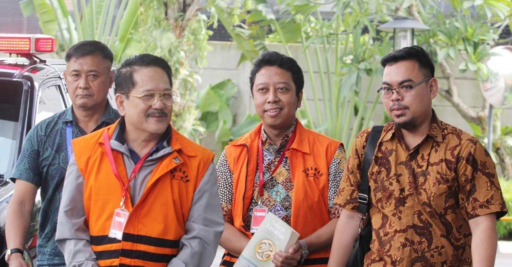 Ketua Ppp Diperiksa Kpk: KPK Panggil Ketua KASN Terkait Kasus Dugaan Jual Beli