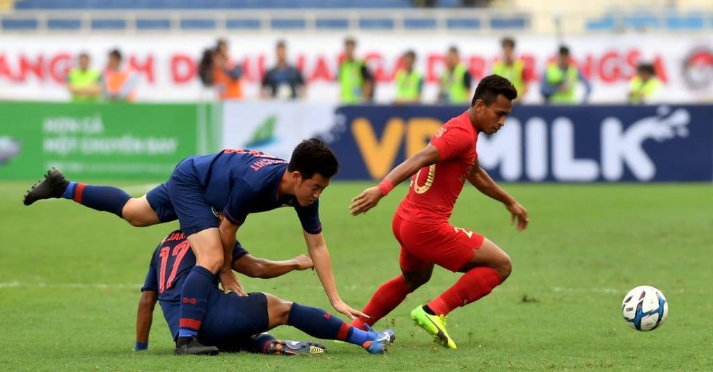 Timnas U-23 Indonesia Kalah Melawan Thailand - Tirto.ID