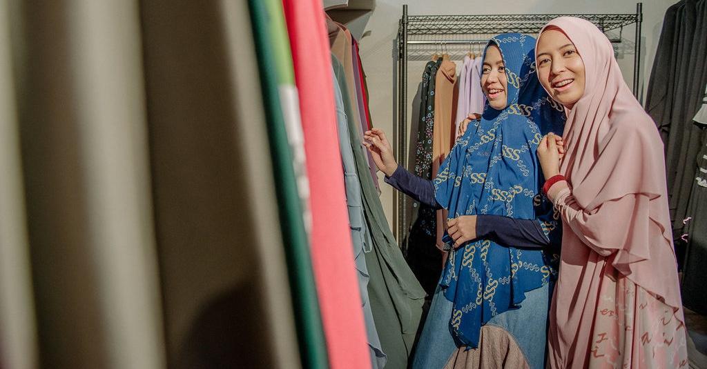 Gairah Hijrah Meletupkan Persaingan Dan Keuntungan Busana Syar I Tirto Id