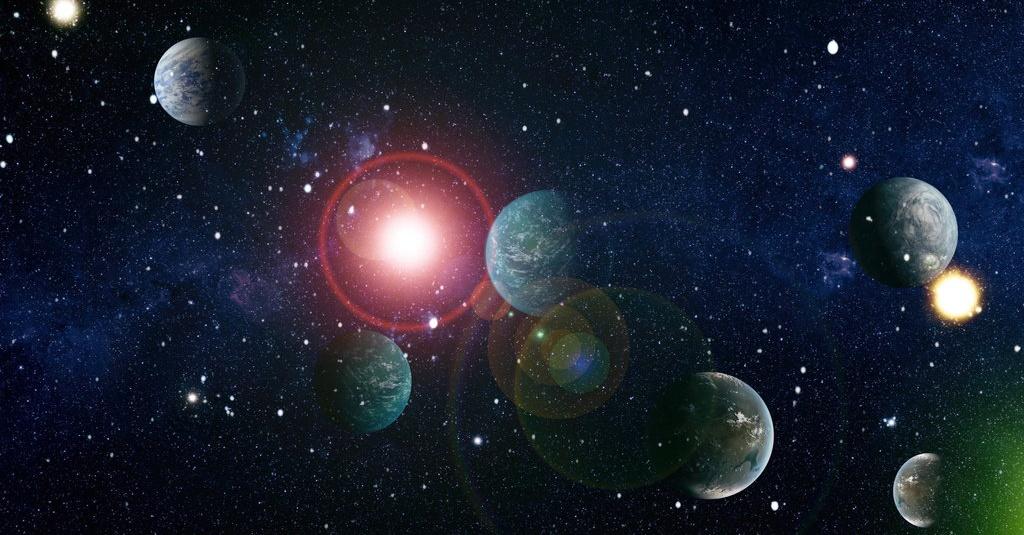 Teori Pembentukan Bumi dan Tata Surya: Big Bang hi