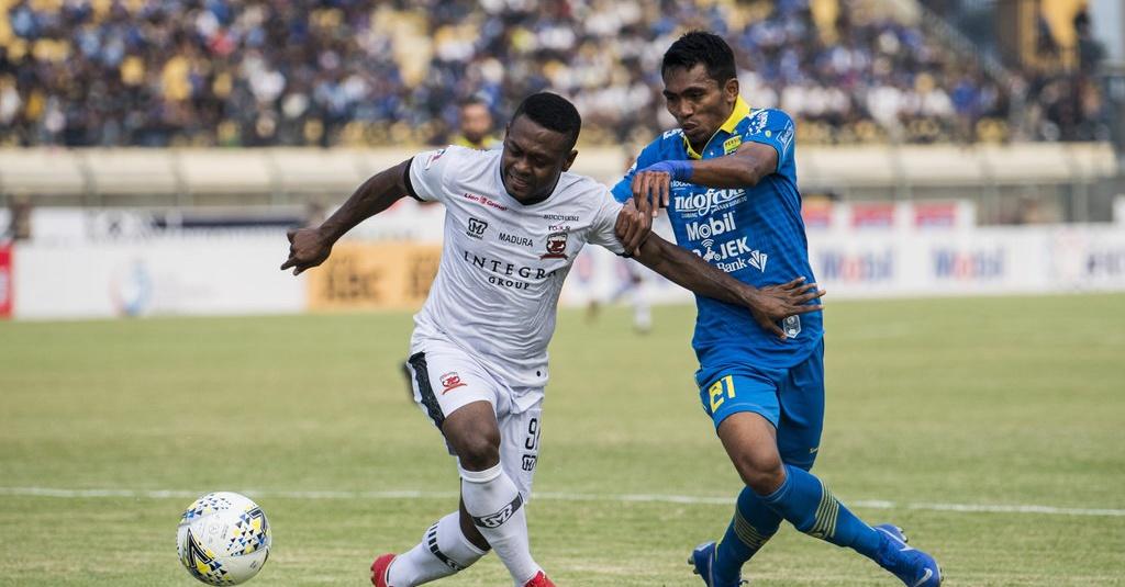 Image Result For Kalteng Putra Vs Madura United