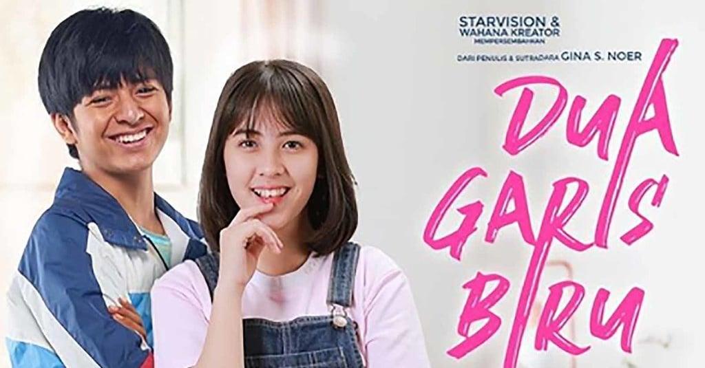 Sinopsis Dua Garis Biru, Film Zara JKT48 yang Rilis Hari Ini