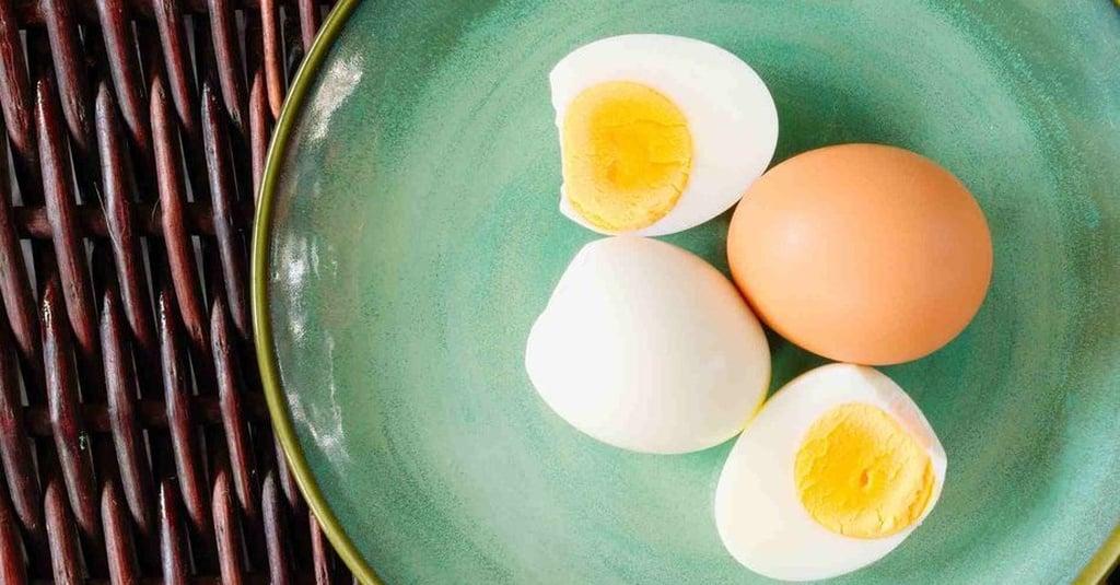 Manfaat Telur Rebus Sumber Protein Hewani Yang Sehat Untuk Tubuh