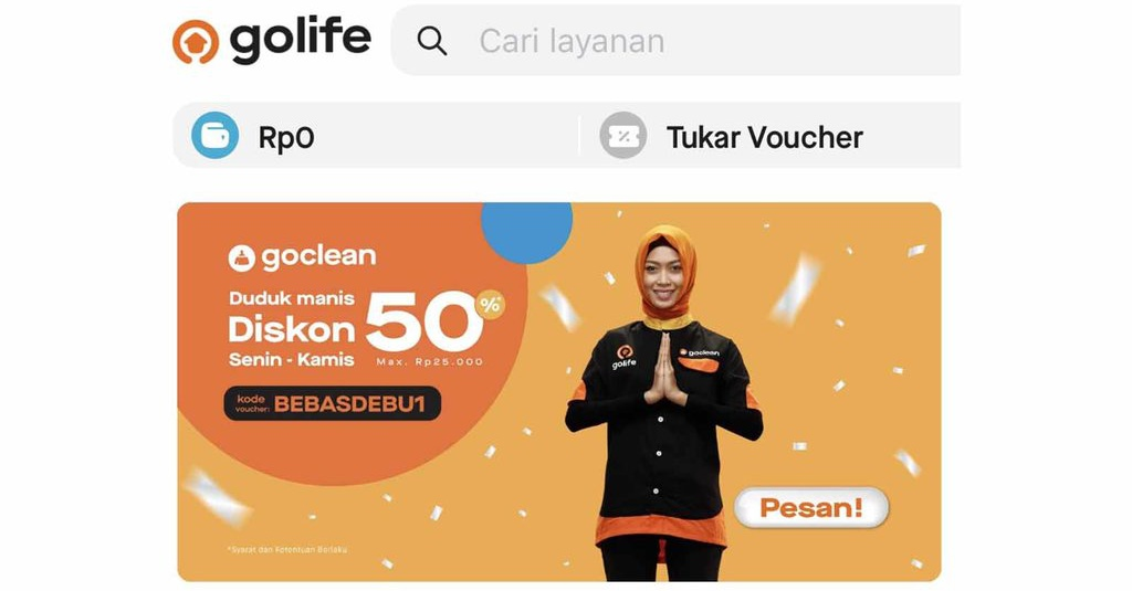 Gojek PHK 430 Karyawan, Tutup GoMassage, GoClean,