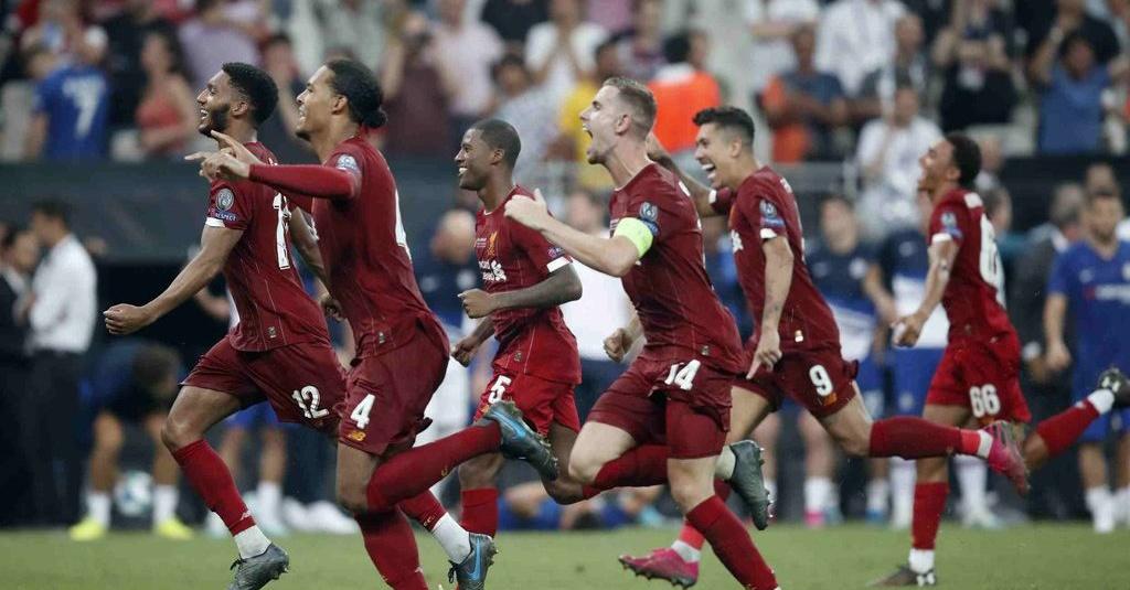 Hasil Liga Inggris Tadi Malam Liverpool Menang Mu Kalah Tirto Id