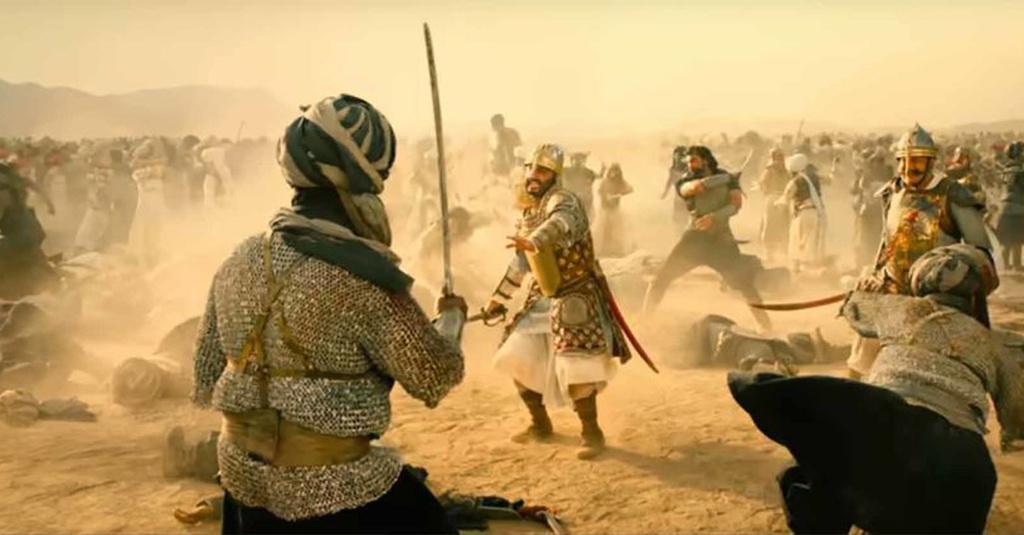 Sinopsis Film India Panipat yang Rilis di Indonesia Hari ...