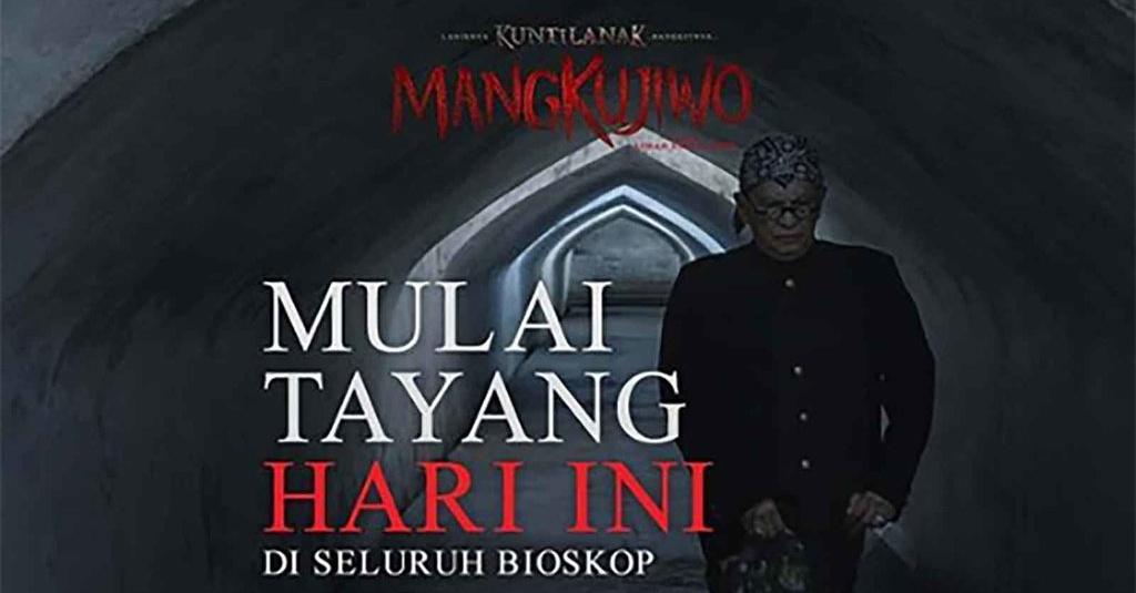 Sinopsis Mangkujiwo Film Horor Sujiwo Tejo, Rilis Mulai 30