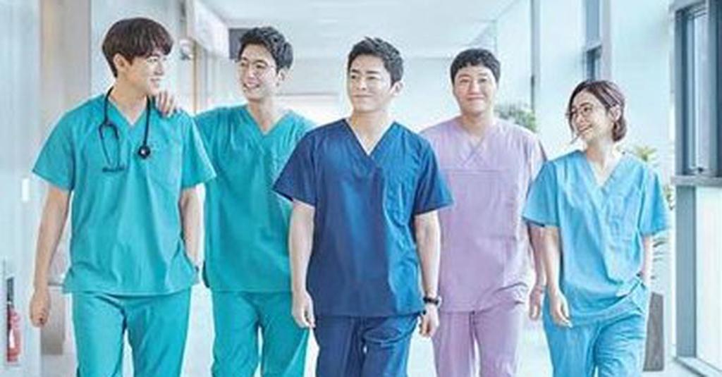 Hospital Playlist Cara Nonton Streaming Download Di Netflix